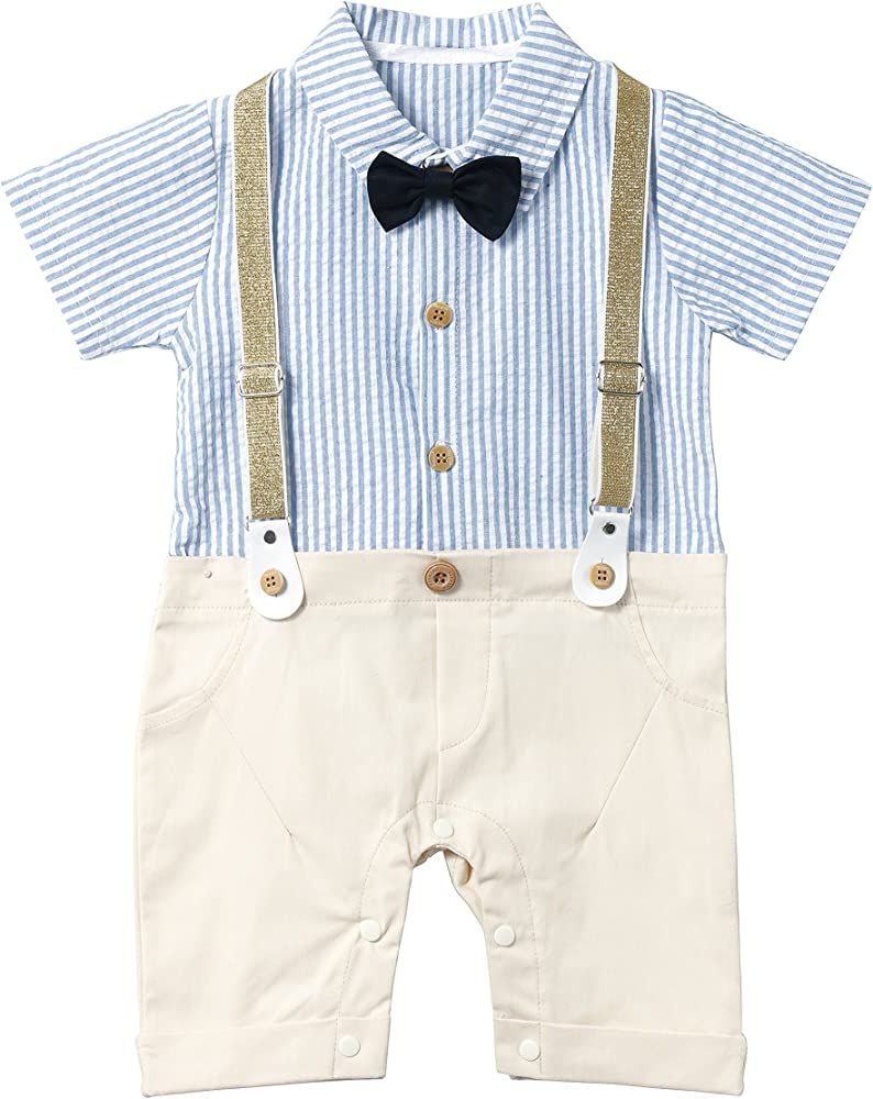 BNWT baby boys 2pk Navy White Rompers Suits 3-6 months NEXT
