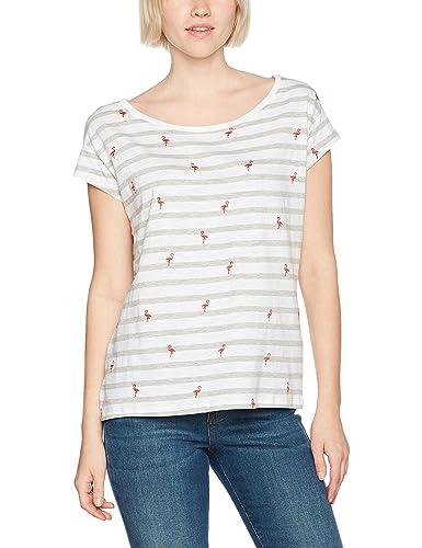 edc by Esprit 057cc1k043, Camiseta para Mujer