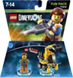 LEGO Dimensions Fun Pack LEGO Movie Emmet