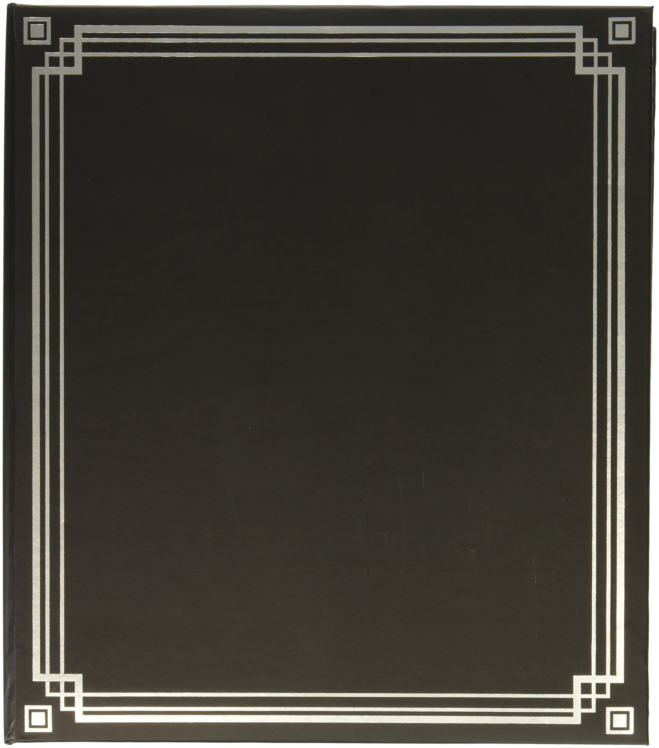 K&Company 30-705852 9.75'' x 11.25'' Magnetic Binder Photo Album