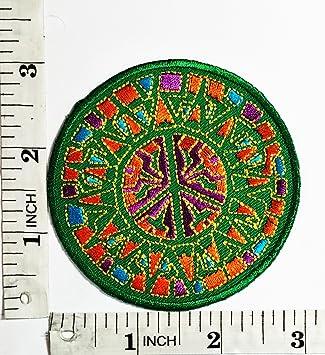 Parche con el logotipo de Hippie de Green Peace Symbol de ...
