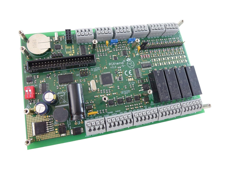 PiXtend V2 -S- Extension Board - programmable logic