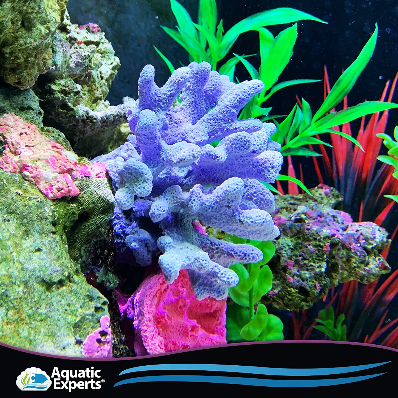 Artificial Aquarium Coral Freshwater and Saltwater Aquarium Decorations Made in USA/… Assorted Medium Coral