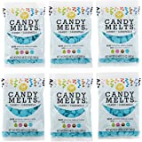 Wilton 12 oz. Blue Candy Melts Candy, 6-Count