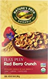 Nature's Path Red Berry Flax Cereal, Organic, 10.6 oz