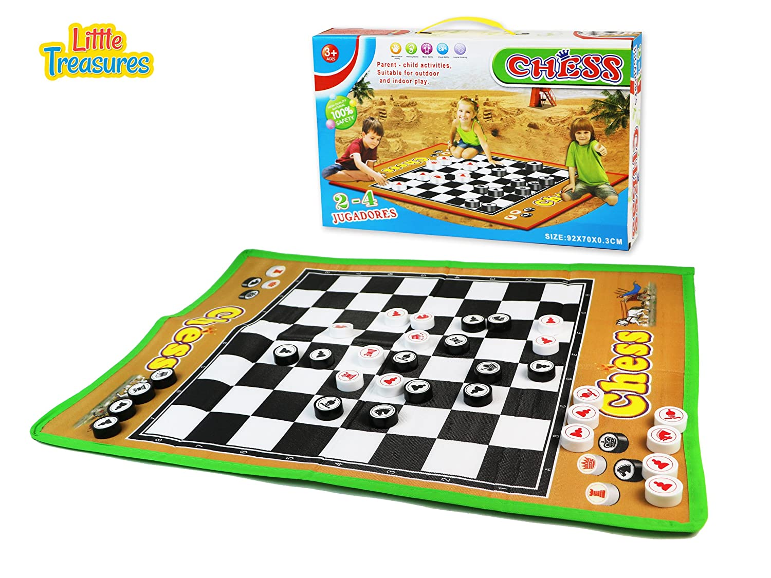 【人気No.1】 Jumbo Chess Indoor and Outdoor Board game - Cognitive Family Indoor Outdoor Learning for You and Your Family B01N0A995N, Yamato Market Creation:a18a00d7 --- cygne.mdxdemo.com