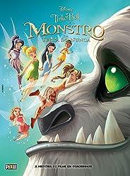 Tinker Bell e O Monstro da Terra do Nunca (HQs Disney)