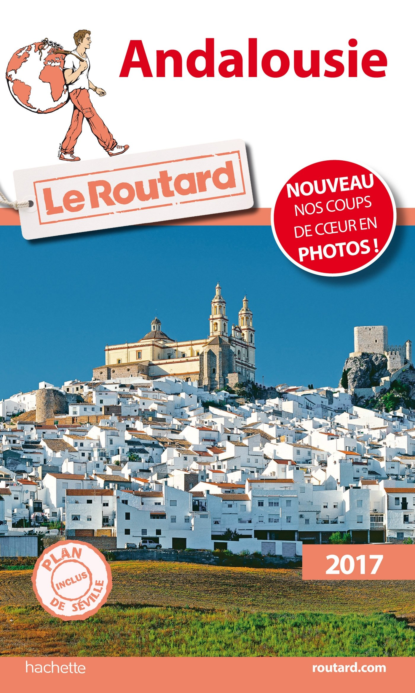 Guide du Routard Andalousie 2017 Broché – 14 décembre 2016 Collectif Hachette Tourisme 2013301855 Travel / General