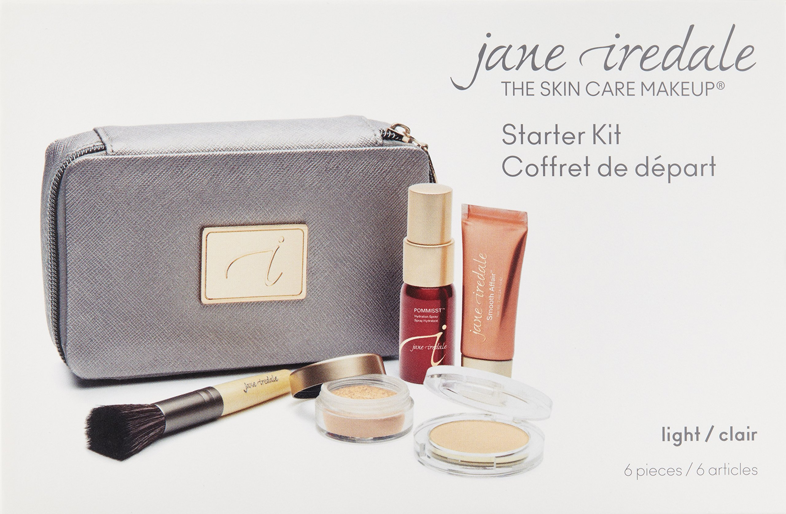 jane iredale Starter Kit, Light by jane iredale (Image #4)