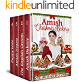 Amish Christmas Bakery: Amish Romance Books Series 1-4