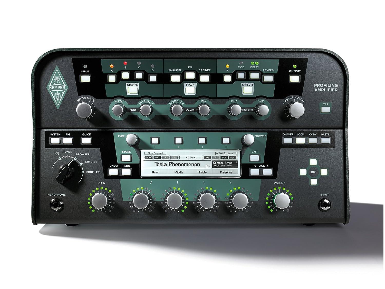 【最安値挑戦】 【国内正規輸入品】KEMPER PROFILING AMP POWER AMP HEAD HEAD プロファイリングアンプ PROFILING B00HJQNUDM, オンガグン:785ca774 --- woxpedia.com