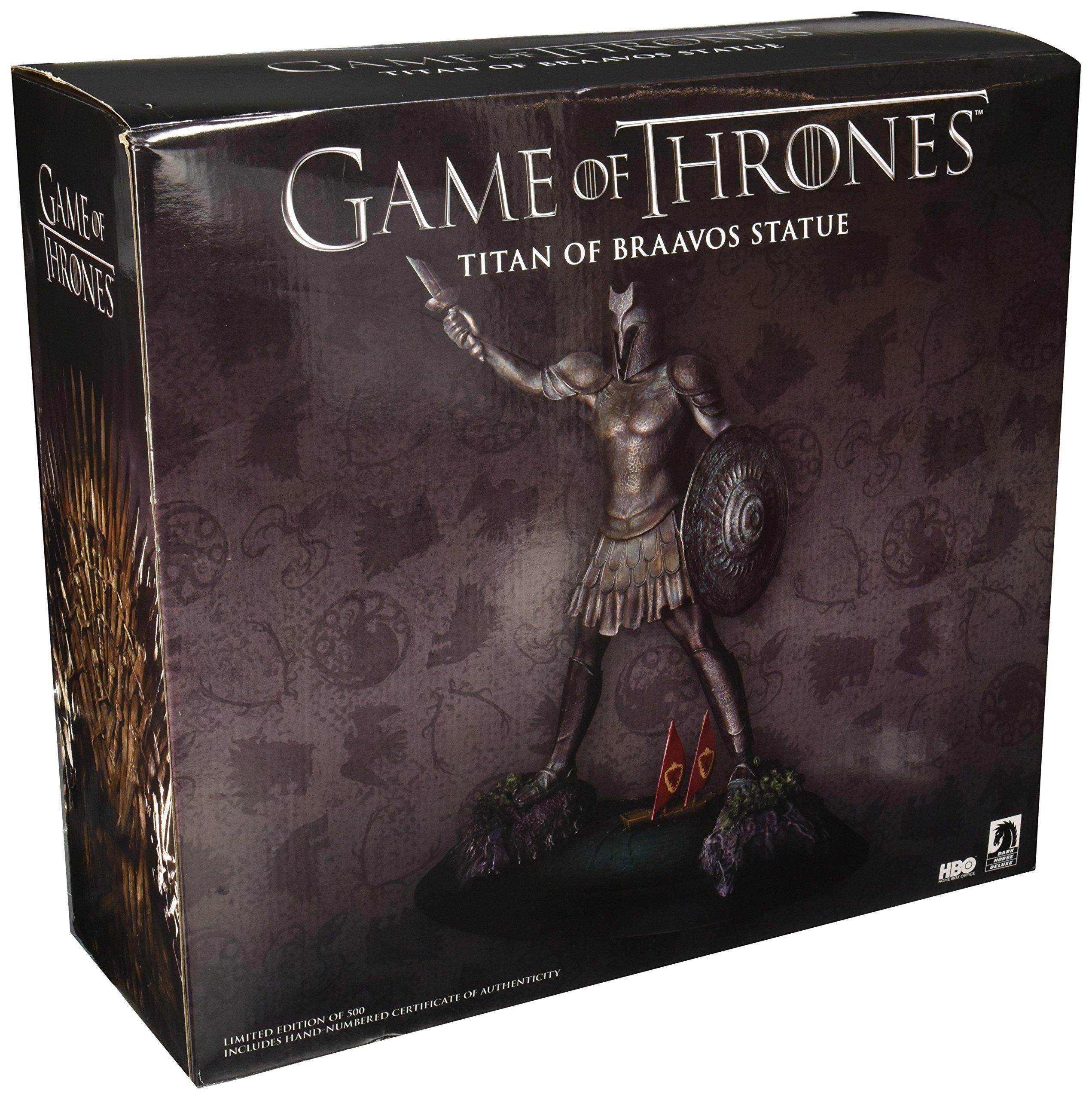 Dark Horse Deluxe Game of Thrones: Titan of Braavos Statue by Dark Horse Deluxe (Image #3)