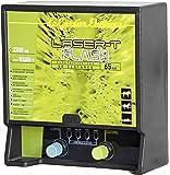 Creb LASER Electrificateur Plastique Vert/Noir 24,5 x 23 cm