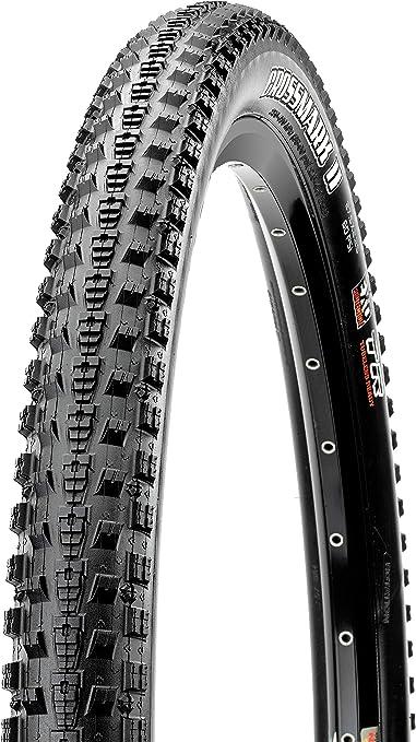 MSC Bikes Crossmark II Exo Kv - Neumático, Color Negro: Amazon.es ...