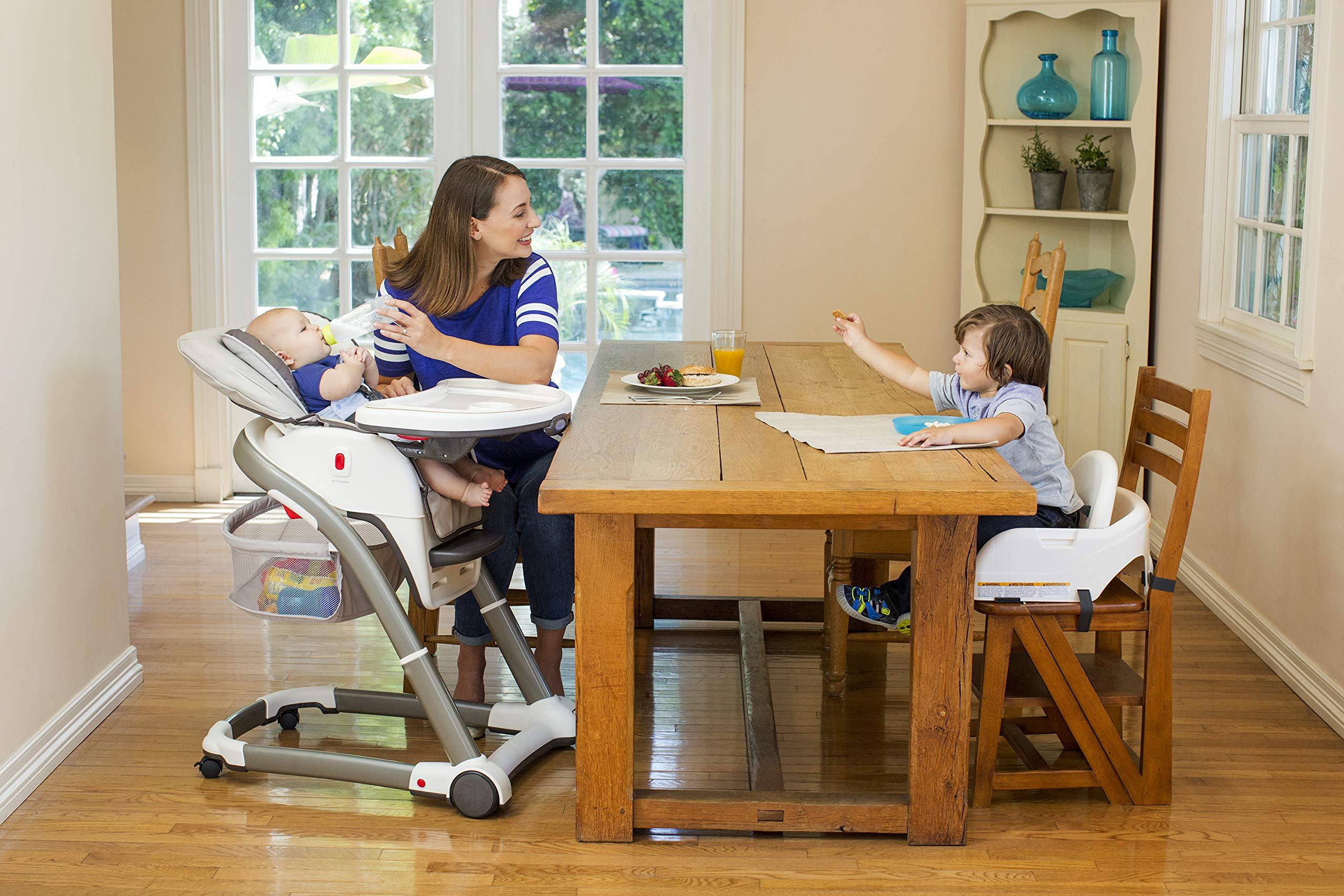 Graco Blossom 6-in-1 Convertible Highchair, Sapphire by Graco (Image #7)