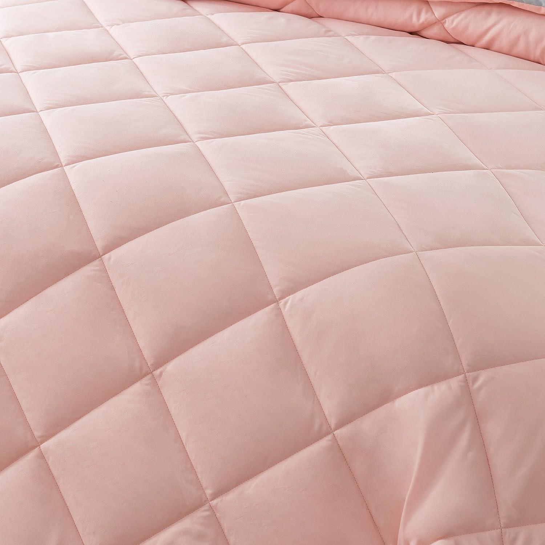 60 X 90 inches YE-PTPQ-2KYQ Marubhumi Indian Cotton Kantha Quilt Bedspread Twin size Floral Print Kantha Stitch