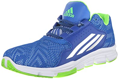 adidas Men's Gameday Football Training Shoe,Bright Royal/Metallic  Silver,10.5 ...