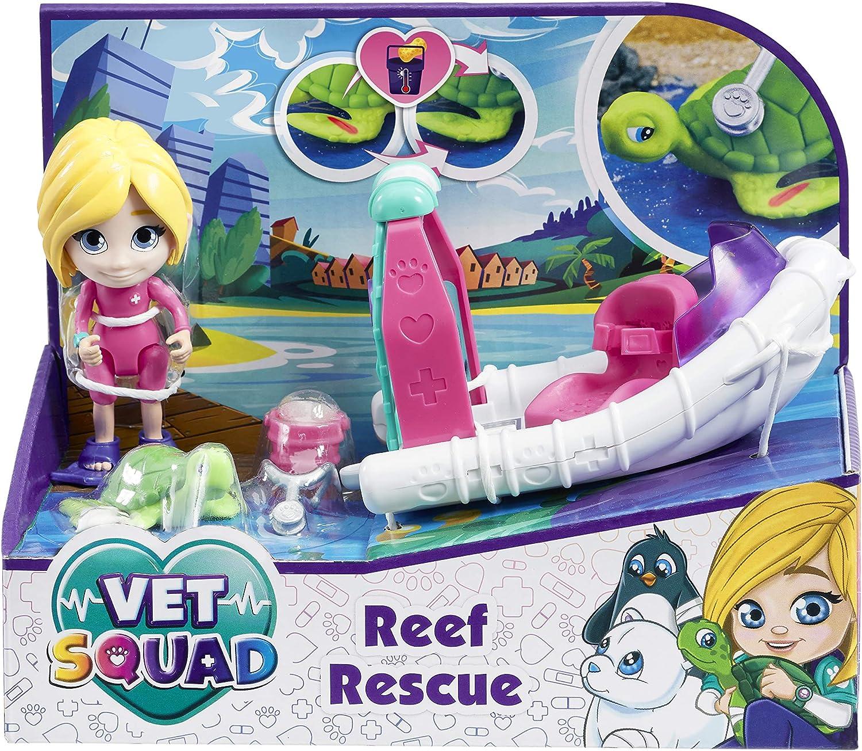 Amazon.es: Vet Squad-La Lancha de Rescate de Emily-Equipo (Goliath 334214.006): Juguetes y juegos