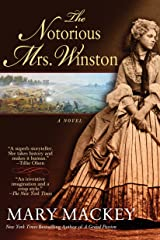The Notorious Mrs. Winston Kindle Edition