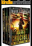 Post-Apocalyptic Box Set: Ava's Crucible: A Saga of America's Coming Civil War