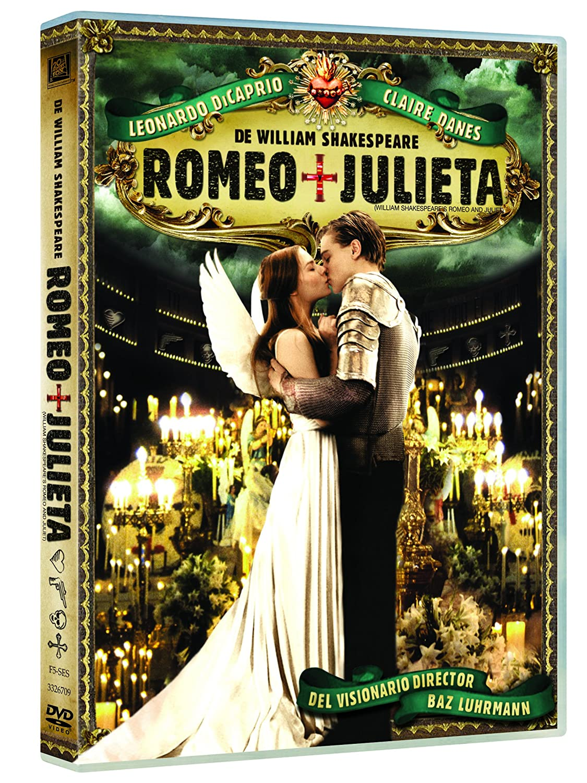 Romeo y Julieta de William Shakespeare: Edición Musical DVD ...