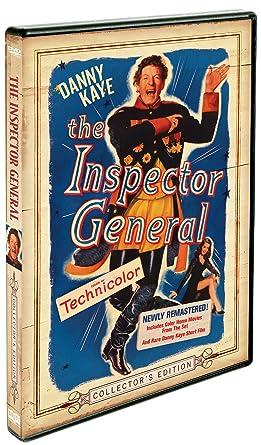 amazon co jp the inspector general dvd import dvd ブルーレイ
