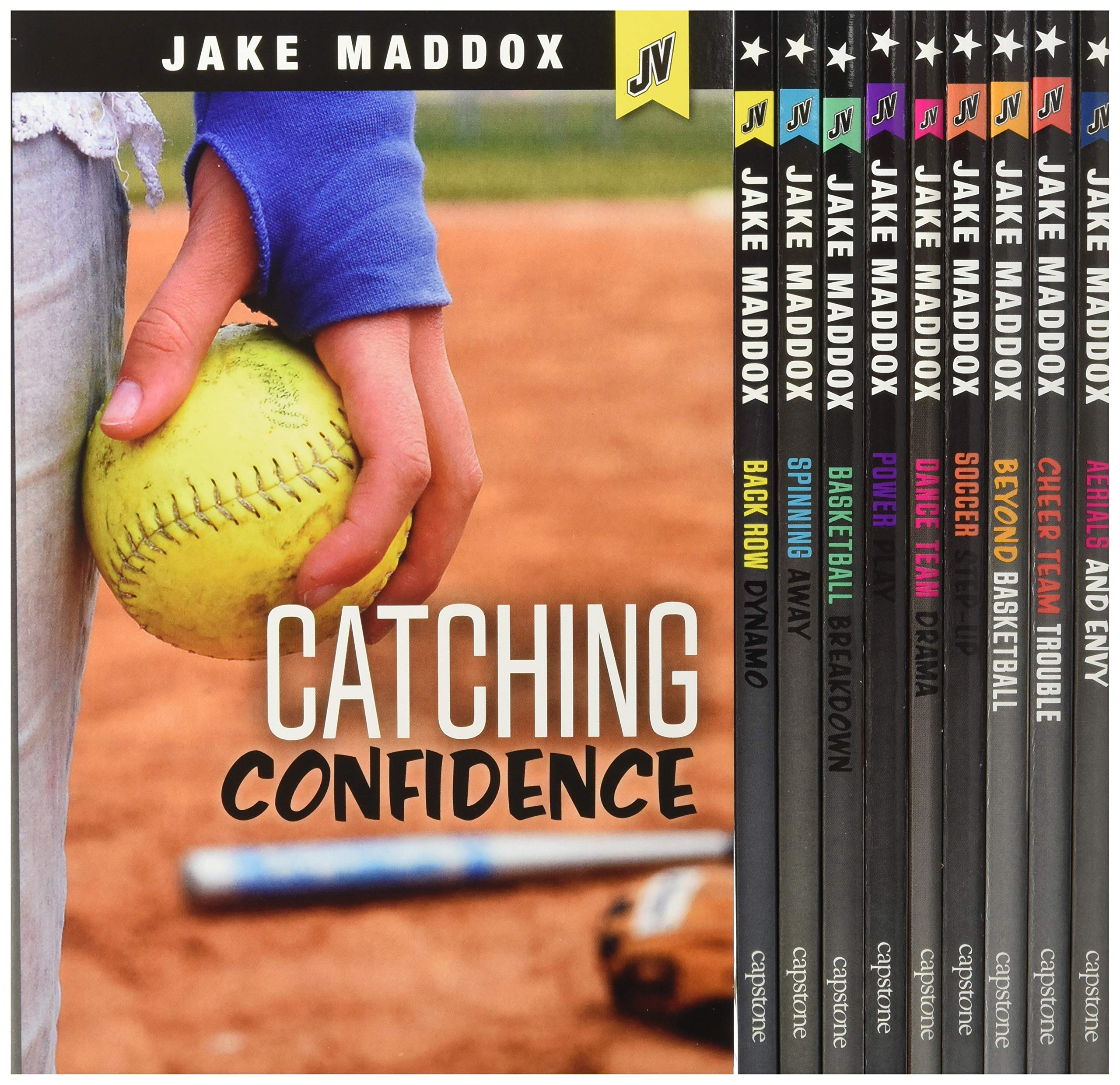 Jake Maddox Jv Girls: Amazon.es: Maddox, Jake: Libros en idiomas extranjeros