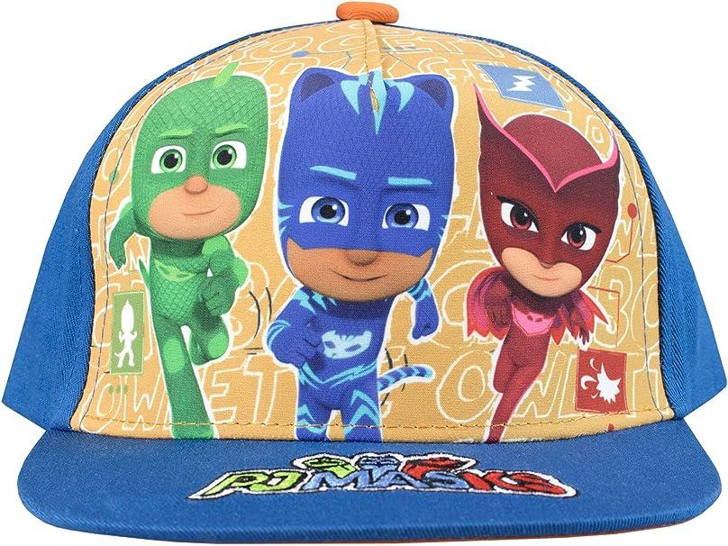 PJ Masks Gorra para niño Talla única: Amazon.es: Ropa y accesorios