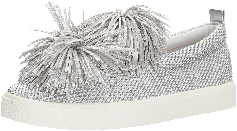 Sam Edelman Women's Emory Sneaker B0741PVWWS 11 B(M) US|Silver