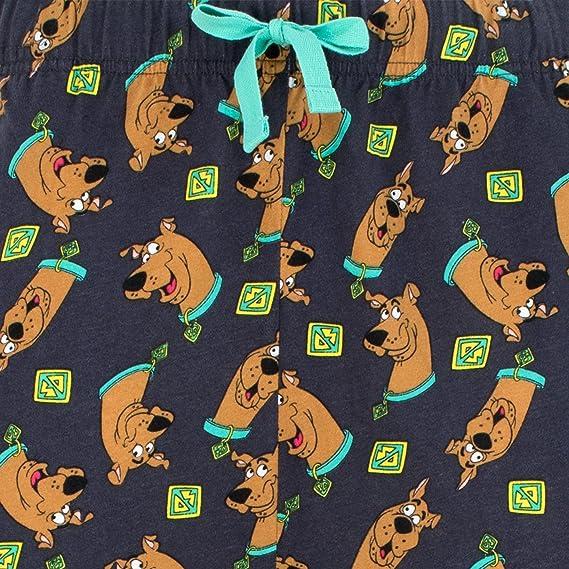 91d8d797c37e Scooby Doo Scooby Doo Pijama para Hombre