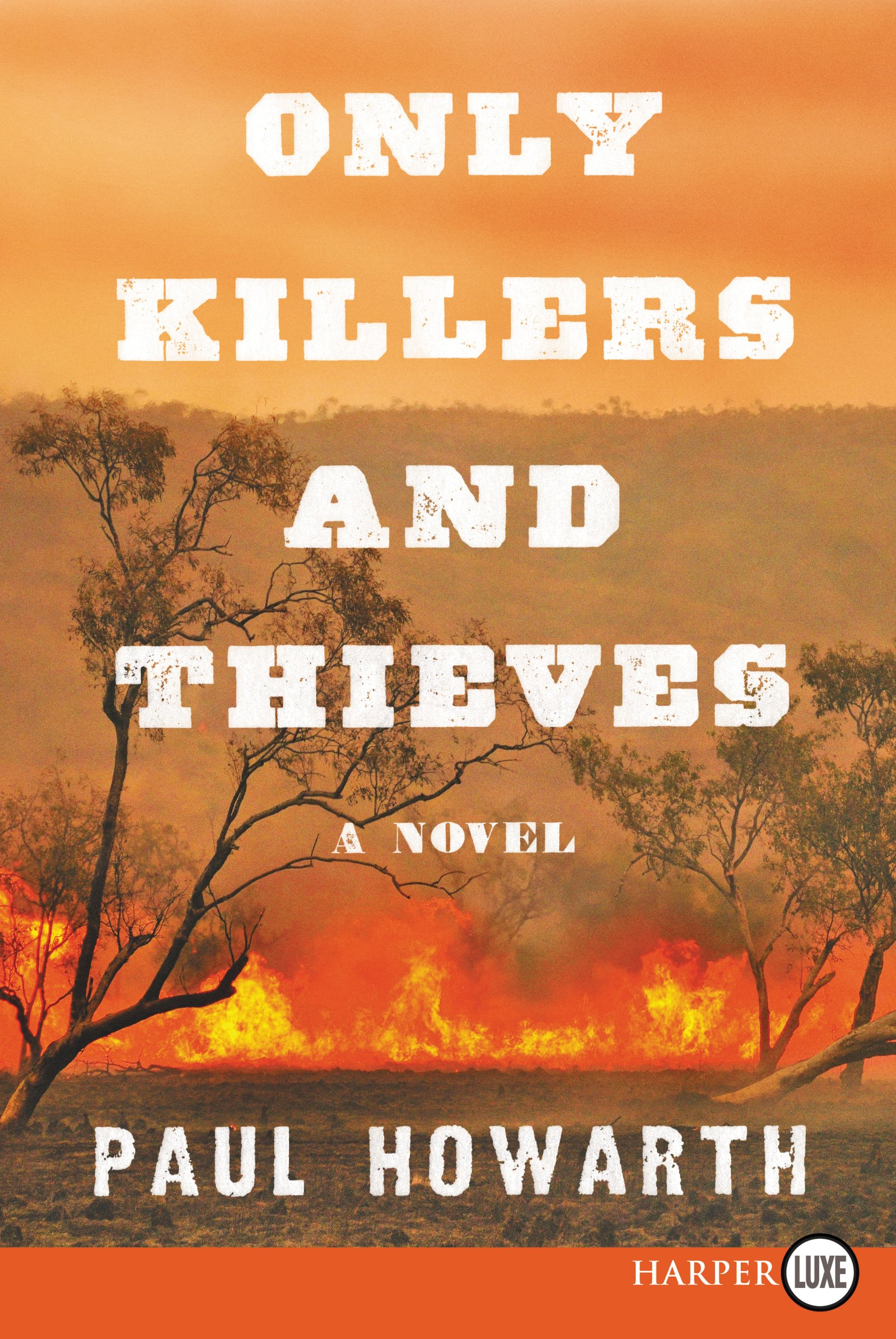 Download Only Killers and Thieves: A Novel PDF