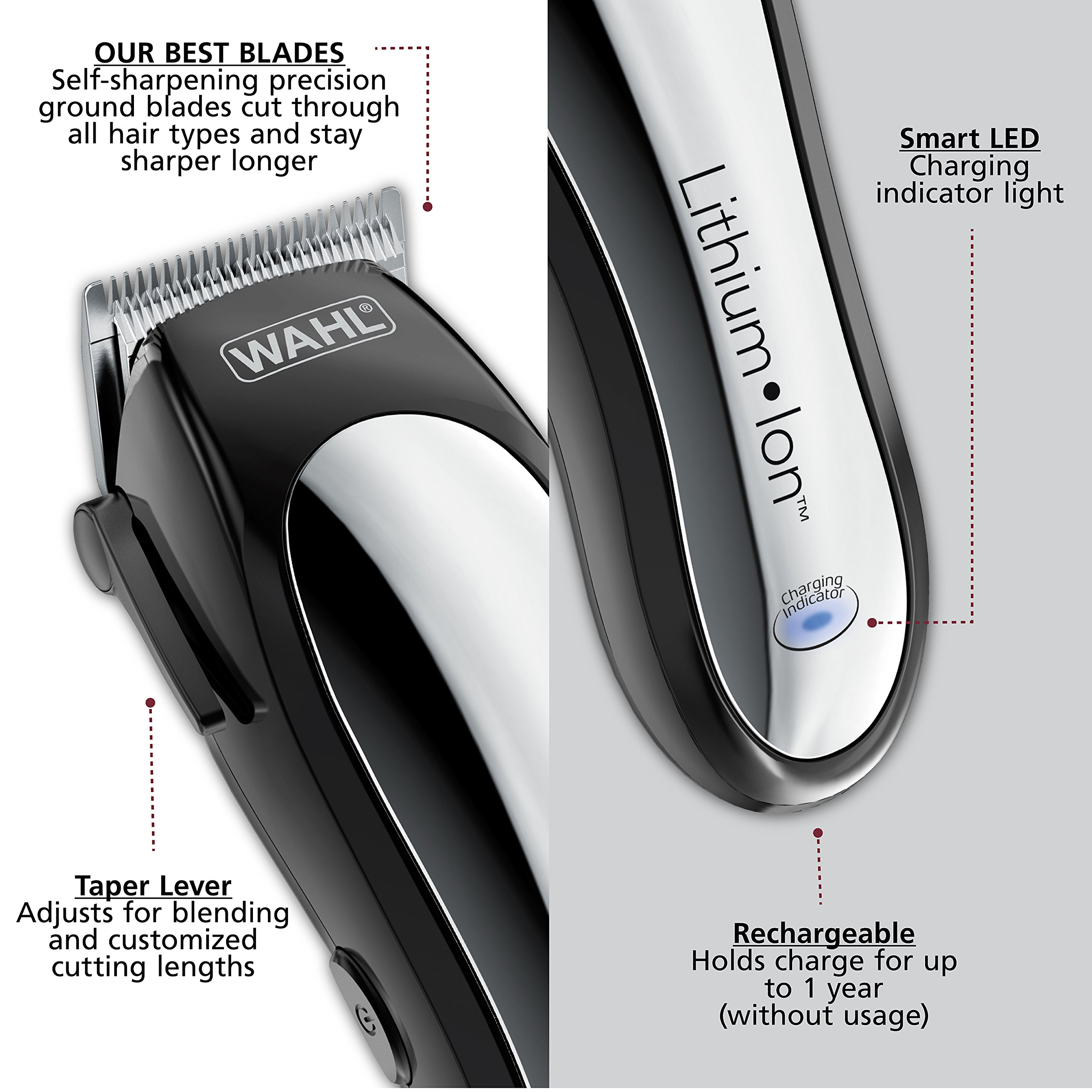 Wahl Power Cord For Wahl Clipper 3 Wire Power Cord
