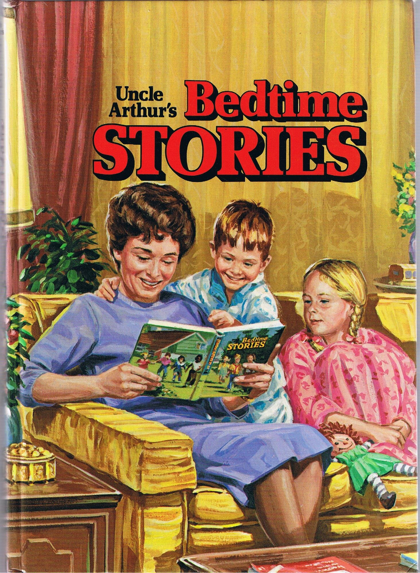 Uncle Arthur's Bedtime Stories Volume 1: Arthur S. Maxwell ...