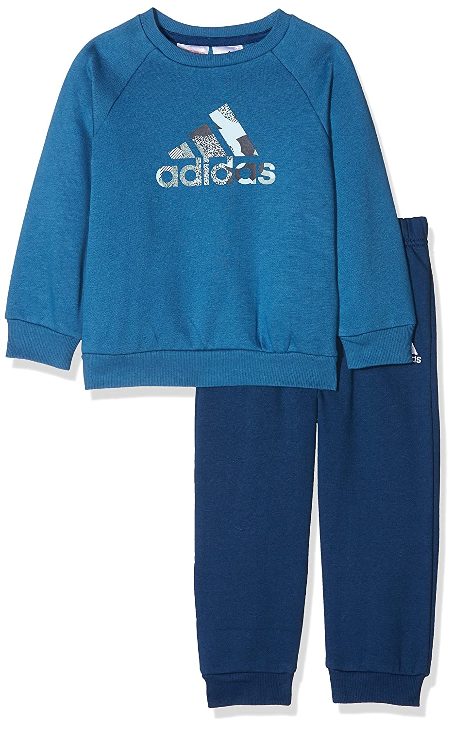 adidas Children's I Sp Log Jog Tracksuit
