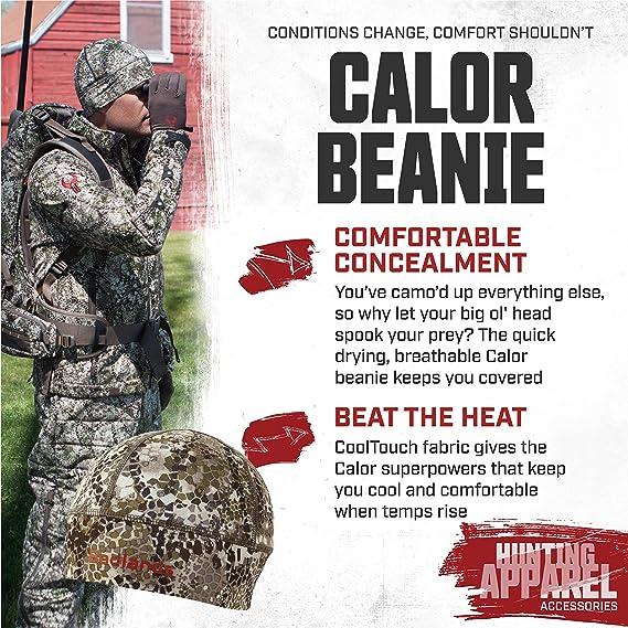 Badlands Calor Beanie with Heatwave Technology