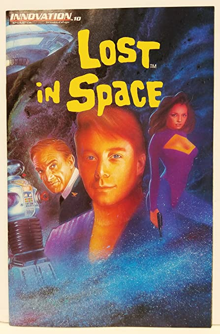 Lost In Space Comic Book