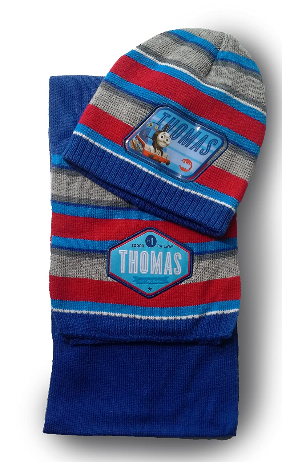 THOMAS HAT AND SCARF SET