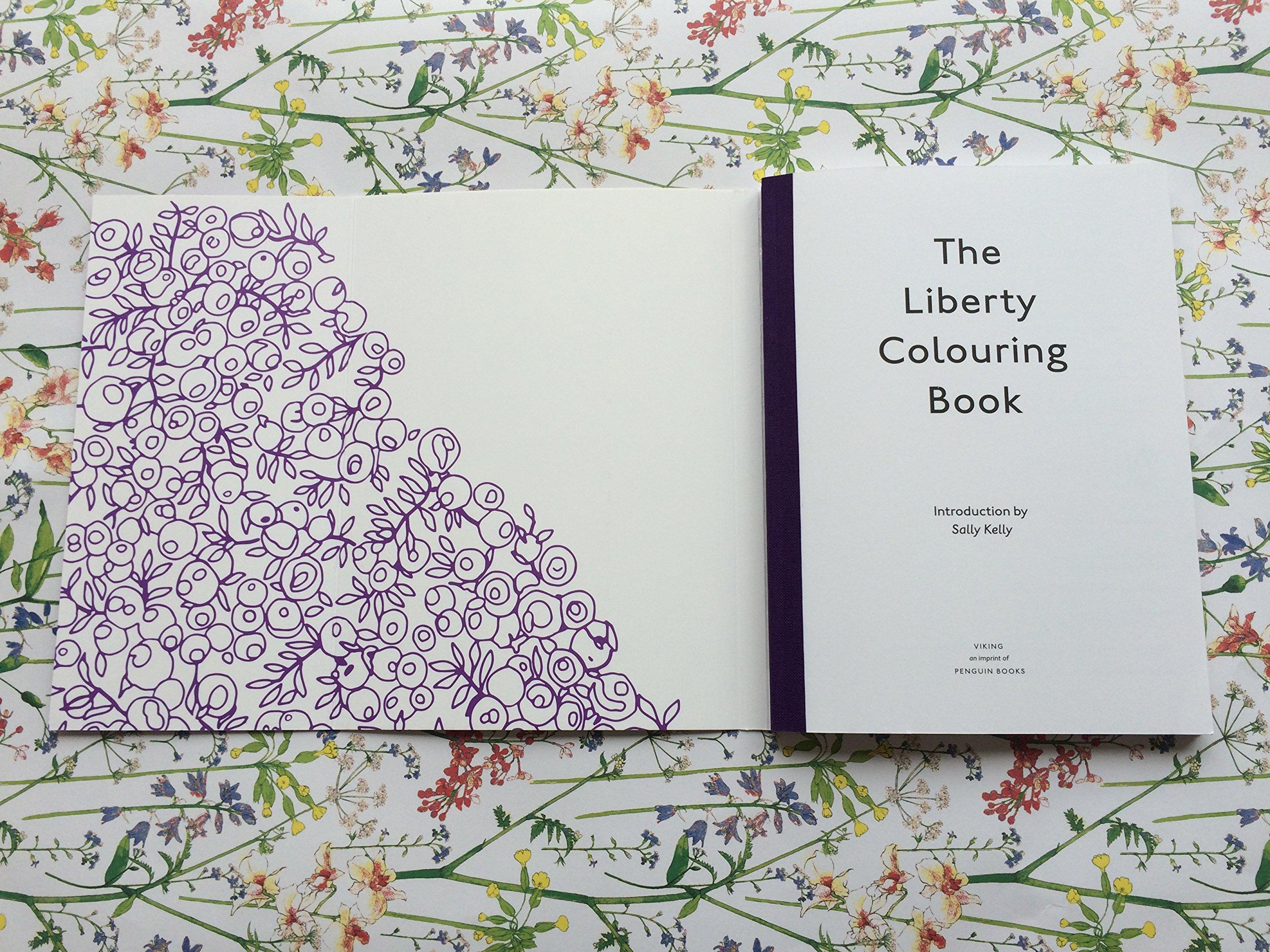 The Liberty Colouring Book: Amazon.co.uk: Liberty: 9780241249987: Books