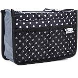 Periea 'Premium' Handbag Organizer - Chelsy - Firm Range with Rigid Sides - 3 Colours Available - Small, Medium Large