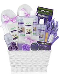 Spa Gift Basket - What Should I Get My Boyfriend For Christmas
