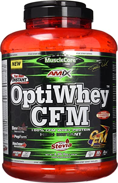 Amix Musclecore Opti-Whey Cfm Instant Protein Proteínas ...