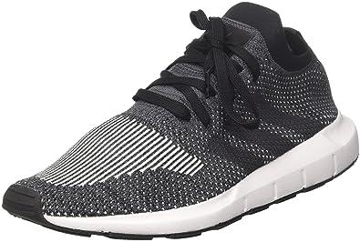 buy popular 8d531 93ad6 adidas Swift Run PK, Chaussures de Fitness Homme, Noir (Negbas Gricin