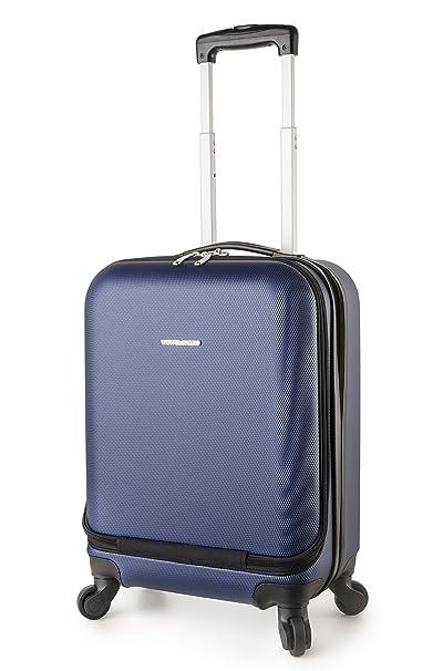 Amazon.com: TravelCross Boston - Maleta con ruedas (20.9 in ...