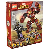 LEGO Super Heroes The Hulkbuster Smash Building Kit (375 Piece)