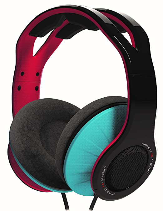 Gioteck TX-30 Stereo Wired Headset - Neon (Xbox One | PS4 | Mobile | Nintendo Switch)