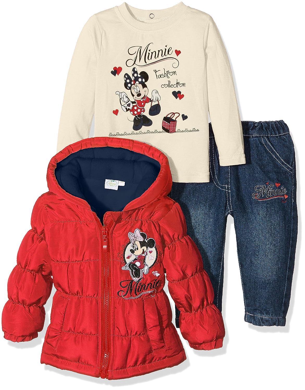 Disney Minnie Mouse Fashion Collection, Ensemble Bébé Fille APH0173