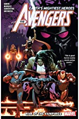 Avengers by Jason Aaron Vol. 3: War Of The Vampires (Avengers (2018-)) Kindle Edition