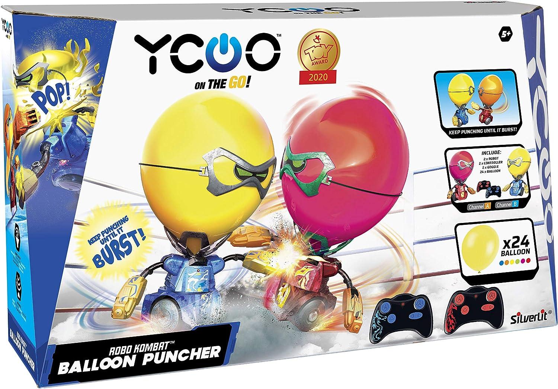 Ycoo Robo Kombat Pack Duplo Juguete Silverlit Toys Manufactory Ltd 120621