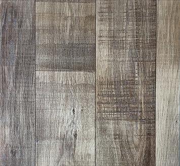 Pvc Bodenbelag Holzoptik Muster In Dunkelbraun Vinyl