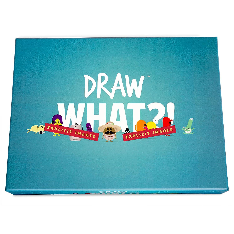【通販激安】 [ドローファット]Draw na What! Draw What What!! na Draw [並行輸入品] B017RXLGRI, タンスのゲン DESIGN THE FUTURE:7b626f98 --- arianechie.dominiotemporario.com